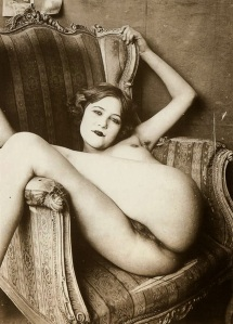 chair nude