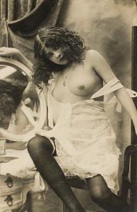 bare breast