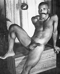 man mustach