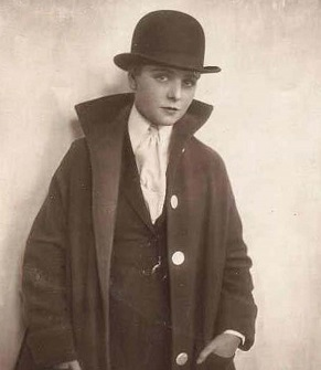 Vintage Women in Menswear MAIN small
