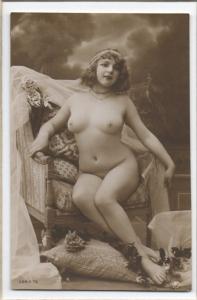 Fernande_postcard